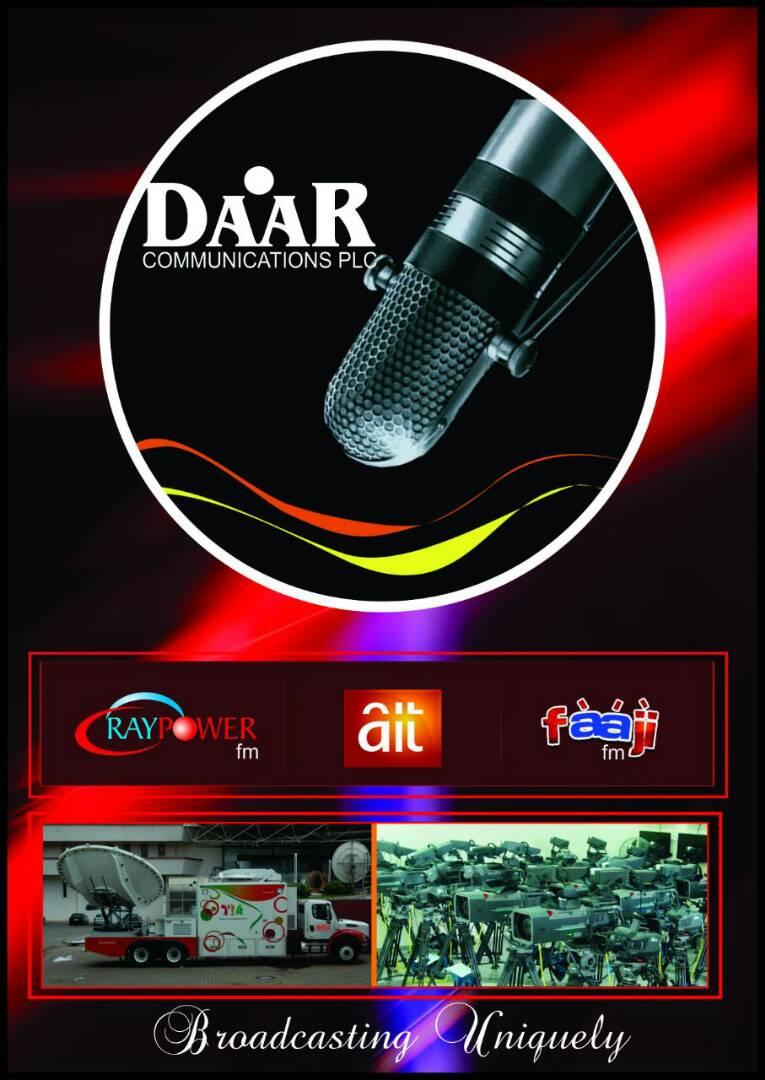 DAAR Comm Advert